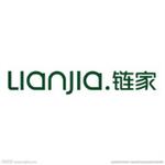 成都链家地产logo