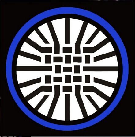 广州健萌纺织品有限公司logo