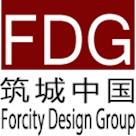 青岛雍达筑城建筑设计有限公司logo