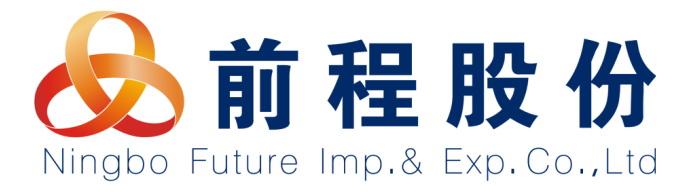 宁波前程家居股份有限公司logo
