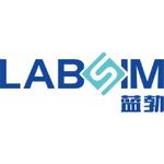 广州蓝勃生物科技有限公司logo