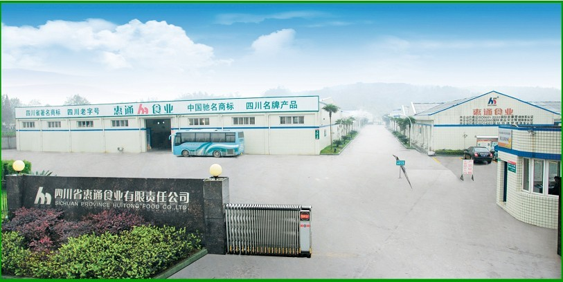 四川省惠通食业有限责任公司logo