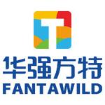 华强方特logo