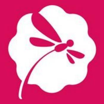 落尘文学logo