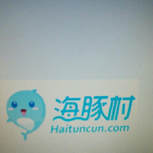 海豚村成都分公司logo