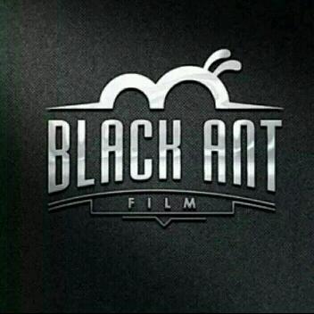 黑蚂蚁影业logo