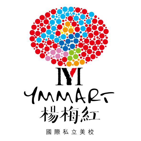 杨梅红美术logo