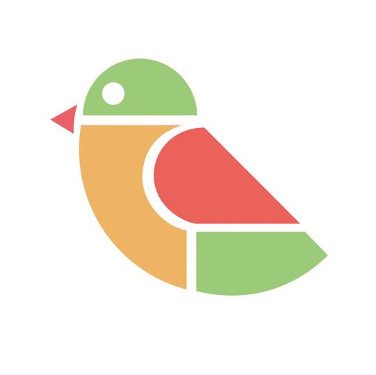 童果向上logo