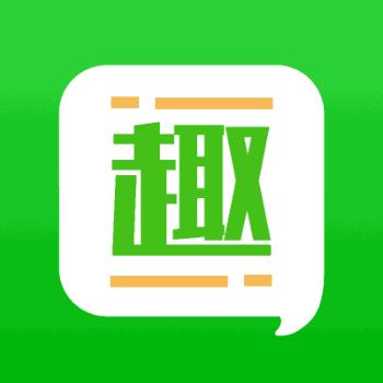 趣头条logo