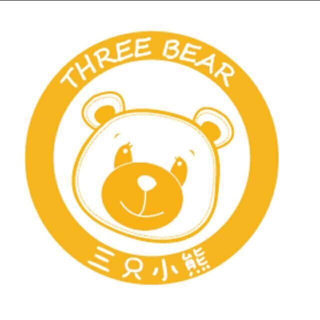 三只小熊logo