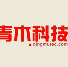 青木数字技术logo