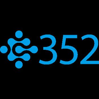 352空气净化器logo