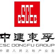 上海中建东孚投资发展有限公司logo