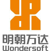 明朝万达logo