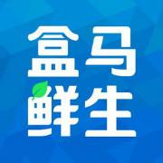 盒马鲜生logo
