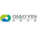广州侨银环保技术有限公司logo