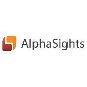AlphaSights奥法赛logo