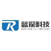 广州蓝深科技有限公司logo