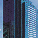 平安银行山东分公司logo