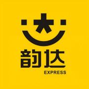 韵达快递logo
