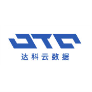 达科云数据logo