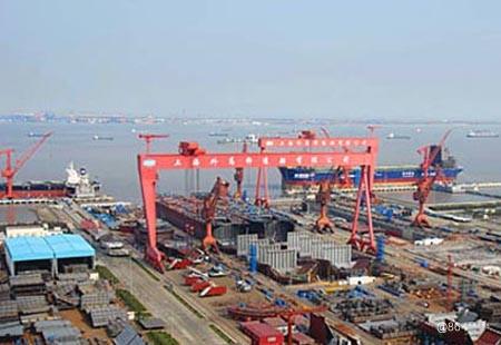 其它上海外高桥造船厂办公环境-20150522