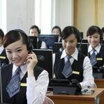 中国邮政储蓄银行办公环境
