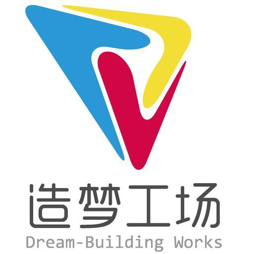 贵州造梦工场教育文化发展有限公司logo