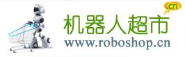 Roboshop机器人超市logo