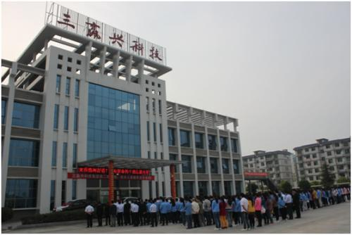 湖北三赢兴电子科技有限公司logo