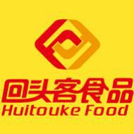 回头客食品logo