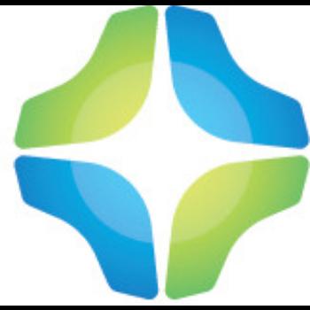 稀宝博为医疗系统logo