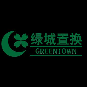 浙江绿城置换logo
