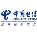 淮安电信分公司logo