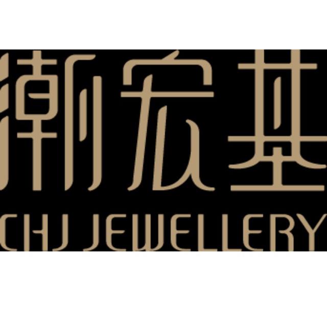 潮宏基珠寶logo