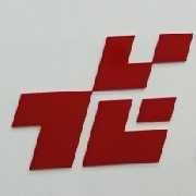 龙腾工程设计logo