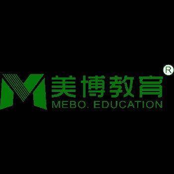 成都美博教育logo