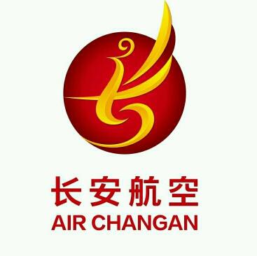 长安航空logo