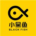 小黑鱼logo