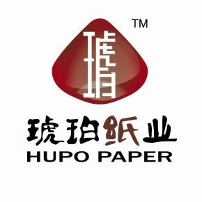 琥珀纸业有限责任公司logo