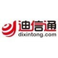 广西迪信通电子通信技术有限公司logo